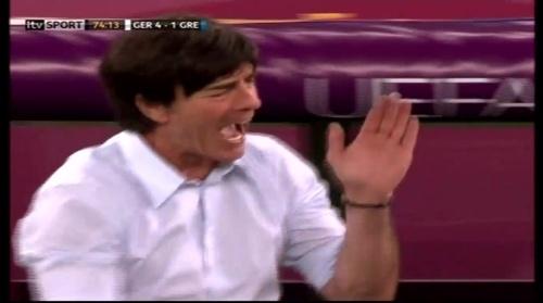 Joachim Löw – Germany v Greece 15