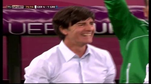 Joachim Löw – Germany v Greece 16