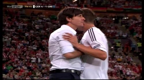 Joachim Löw – Germany v Greece 17