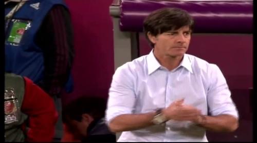 Joachim Löw – Germany v Greece 18