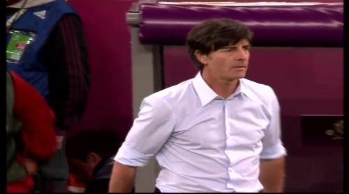 Joachim Löw – Germany v Greece 19