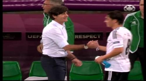 Joachim Löw – Germany v Greece 20