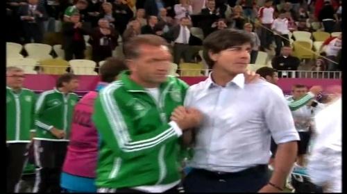 Joachim Löw – Germany v Greece 21