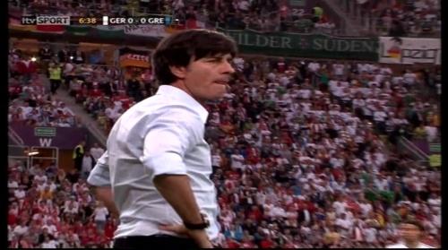 Joachim Löw – Germany v Greece 3