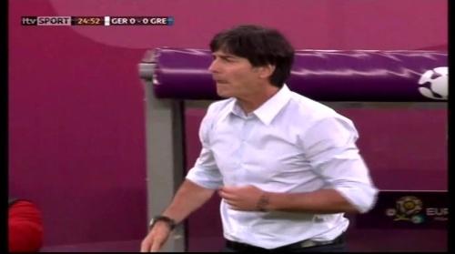 Joachim Löw – Germany v Greece 4