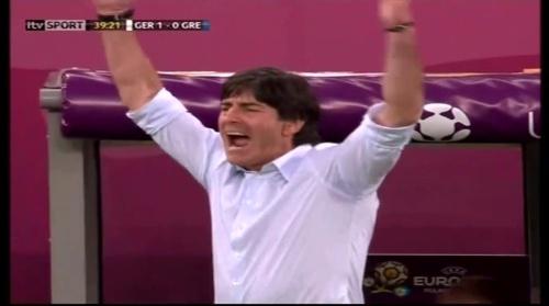 Joachim Löw – Germany v Greece 6