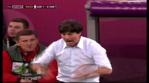 Joachim Löw – Germany v Greece 7
