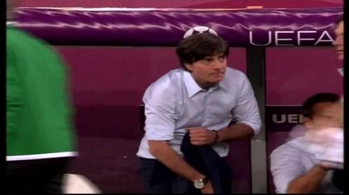 Joachim Löw – Germany v Greece 8