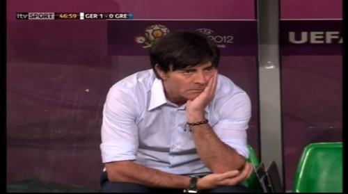 Joachim Löw – Germany v Greece 9