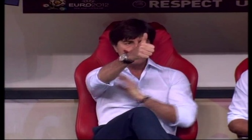 Joachim Löw – Germany v Italy (2012) 1