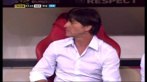 Joachim Löw – Germany v Italy (2012) 10