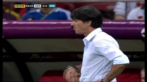 Joachim Löw – Germany v Italy (2012) 12