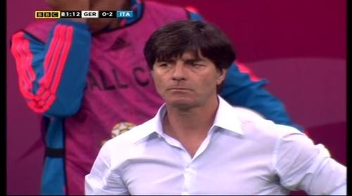 Joachim Löw – Germany v Italy (2012) 15