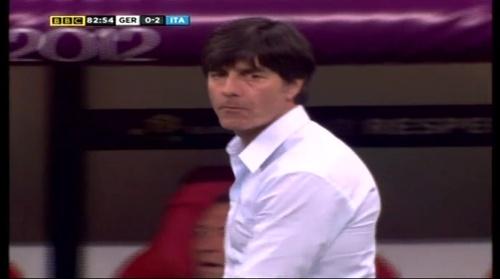 Joachim Löw – Germany v Italy (2012) 16