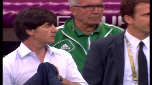 Joachim Löw – Germany v Italy (2012) 21