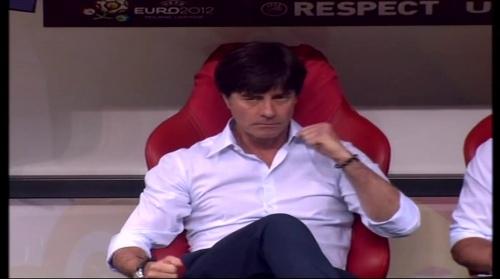 Joachim Löw – Germany v Italy (2012) 3