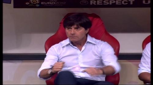 Joachim Löw – Germany v Italy (2012) 4