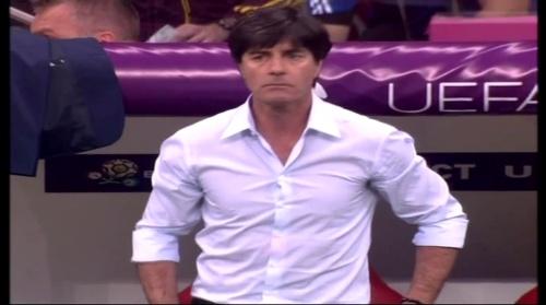 Joachim Löw – Germany v Italy (2012) 6