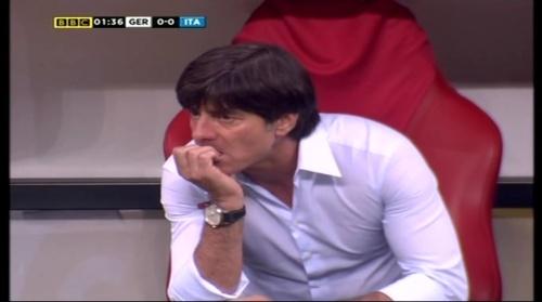 Joachim Löw – Germany v Italy (2012) 7