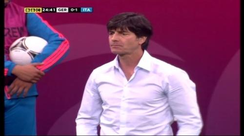 Joachim Löw – Germany v Italy (2012) 8