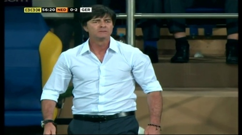 Joachim Löw – Holland v Germany (2012) 11