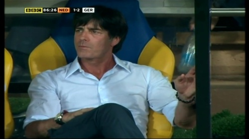 Joachim Löw – Holland v Germany (2012) 15