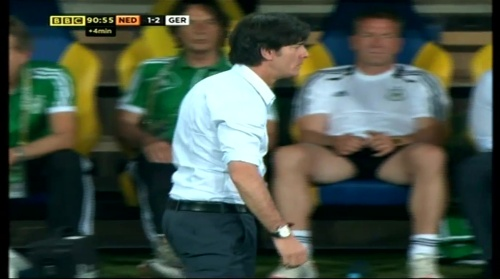 Joachim Löw – Holland v Germany (2012) 16