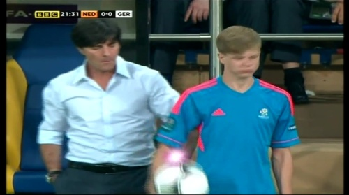 Joachim Löw – Holland v Germany (2012) 3