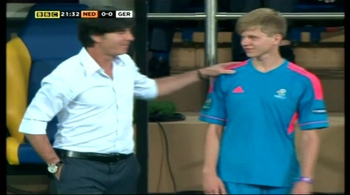 Joachim Löw – Holland v Germany (2012) 4