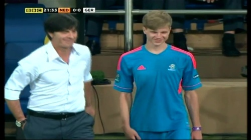 Joachim Löw – Holland v Germany (2012) 5