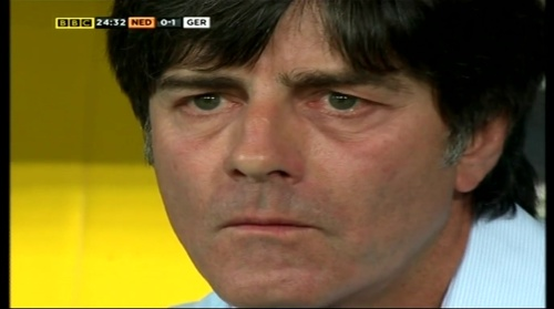 Joachim Löw – Holland v Germany (2012) 6
