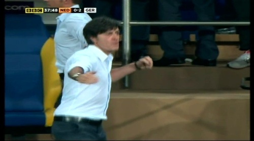 Joachim Löw – Holland v Germany (2012) 8