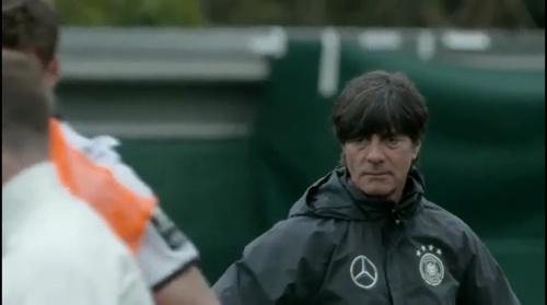 Joachim Löw – Mannschaft photo & Medientag 2