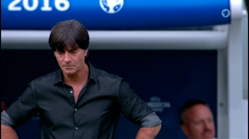 Joachim Löw – Nordirland v Deutschland 1st half (EM 2016) 22