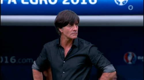 Joachim Löw – Nordirland v Deutschland 1st half (EM 2016) 23