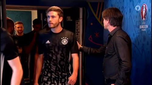 Joachim Löw – Nordirland v Deutschland 1st half (EM 2016) 5
