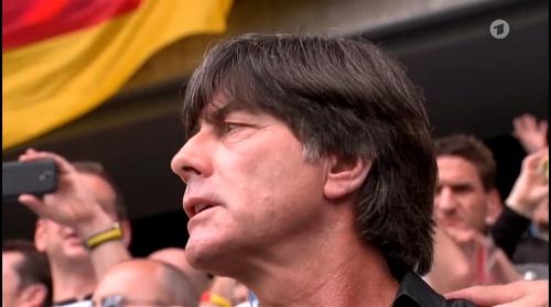 Joachim Löw – Nordirland v Deutschland 1st half (EM 2016) 7