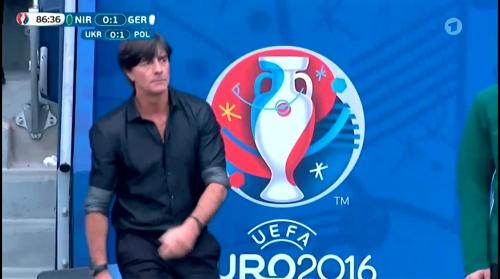 Joachim Löw – Nordirland v Deutschland 2nd half (EM 2016) 12