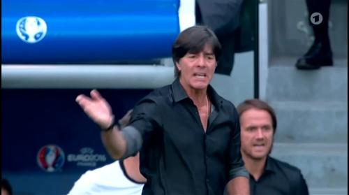 Joachim Löw – Nordirland v Deutschland 2nd half (EM 2016) 18