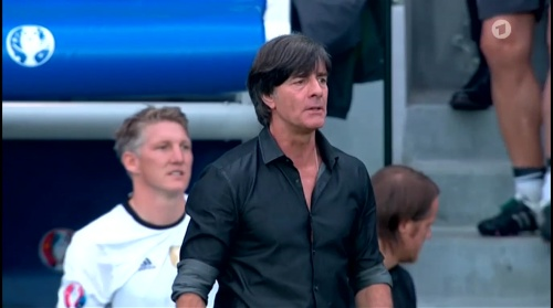 Joachim Löw – Nordirland v Deutschland 2nd half (EM 2016) 19