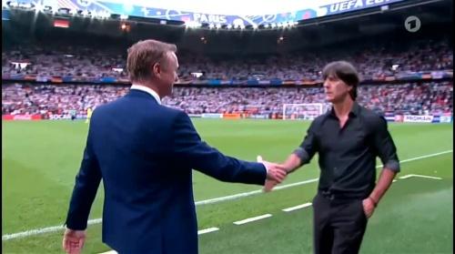 Joachim Löw – Nordirland v Deutschland 2nd half (EM 2016) 25