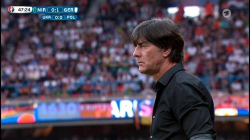 Joachim Löw – Nordirland v Deutschland 2nd half (EM 2016) 3