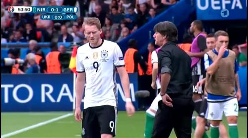 Joachim Löw – Nordirland v Deutschland 2nd half (EM 2016) 4