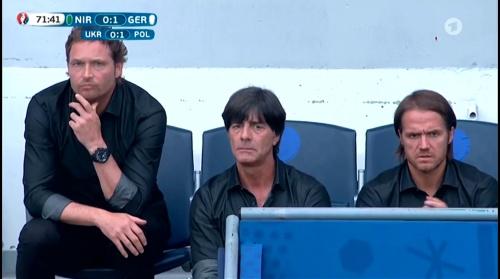 Joachim Löw – Nordirland v Deutschland 2nd half (EM 2016) 7