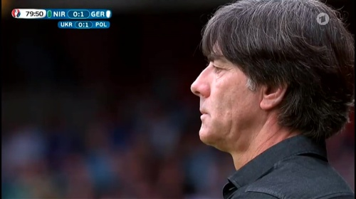 Joachim Löw – Nordirland v Deutschland 2nd half (EM 2016) 8