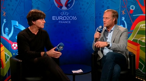 Joachim Löw – Nordirland v Deutschland post-match show (EM 2016) 1