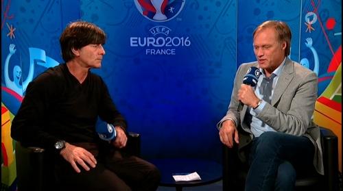 Joachim Löw – Nordirland v Deutschland post-match show (EM 2016) 10