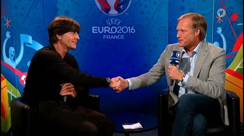 Joachim Löw – Nordirland v Deutschland post-match show (EM 2016) 11