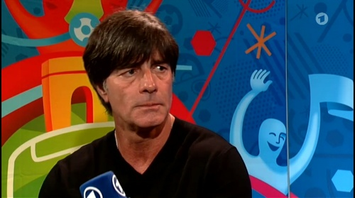 Joachim Löw – Nordirland v Deutschland post-match show (EM 2016) 2