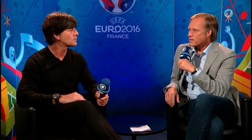 Joachim Löw – Nordirland v Deutschland post-match show (EM 2016) 3
